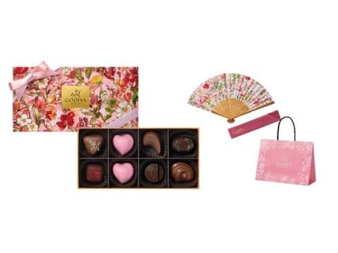 美しいチョコの詰め合わせ!「ゴディバ」から母の日限定の特別ギフト発売中