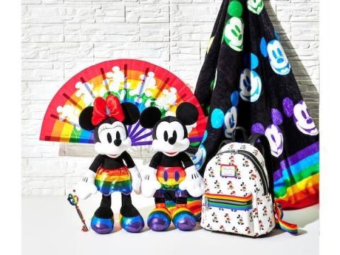 多様性を尊重する社会へ!「The Walt Disney Company's Pride Collection」
