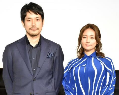 """松山ケンイチ、木村文乃に絶大な信頼感「""""2人の世界""""になれた」"""