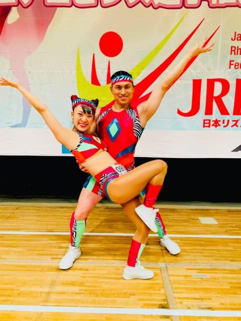 オードリー春日&フワちゃん、エアロビ全国大会で3位 銅メダル獲得の快挙達成