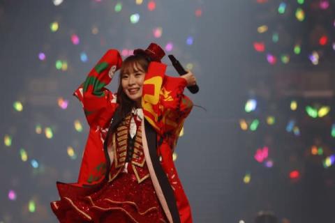 """高柳明音、""""1年越し""""の卒コン開催「アイドルは夢の詰まったもの」"""