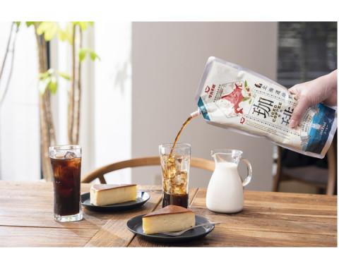 北海道の老舗珈琲ブランド「可否茶館」からパウチタイプのコーヒーが発売!