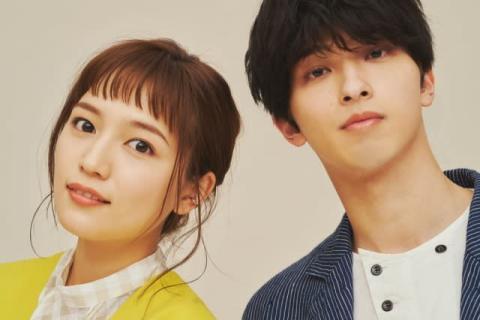 川口春奈、横浜流星との共演に喜び 『着飾る恋』で「より大人な恋愛を描ける」
