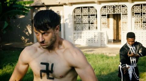 映画『アフリカン・カンフー・ナチス』日本版予告編 ナレーターは若本規夫