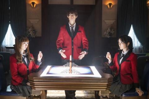 『賭ケグルイ双』森川葵 VS 生田絵梨花、ドラマ最終話のギャンブルバトル