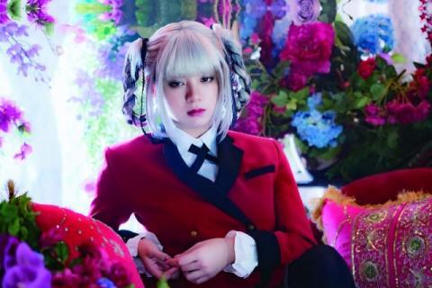 池田エライザ<祝>誕生日、『映画 賭ケグルイ』「こんな会長がみたかった」美しすぎる場面カット