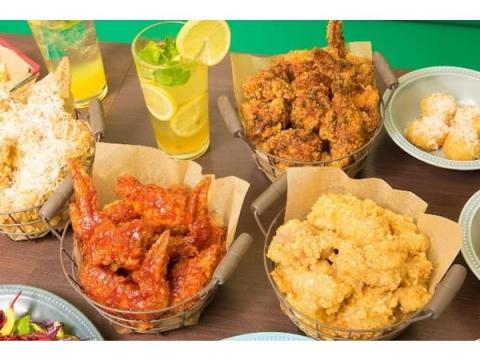 本場韓国フライドチキンの味を楽しめる「Chicken Street 渋谷店」オープン