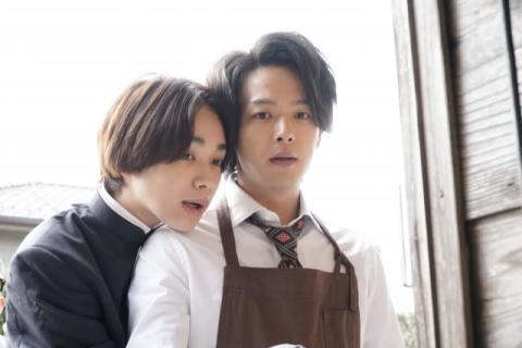 """中村倫也主演『珈琲いかがでしょう』""""ぼっちゃん役""""に宮世琉弥「自分にできる全てをぶつけました」"""