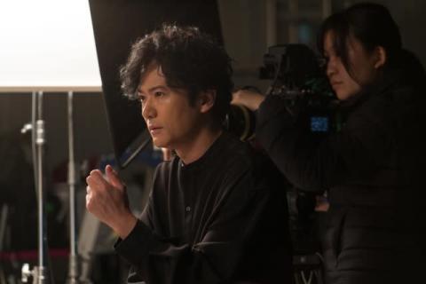 """稲垣吾郎「力量が試された」""""よるドラ"""" 何役も演じ分け、SMAPをほうふつとさせる演出も"""