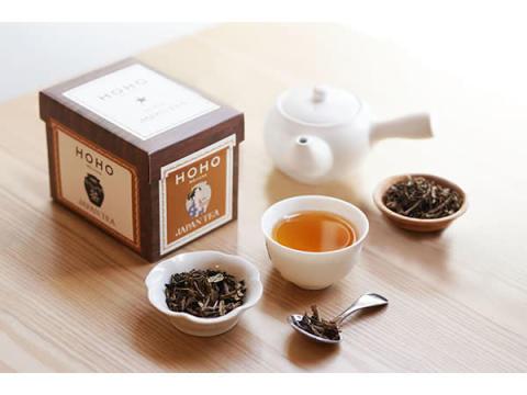 東京初出店!京都唯一の焙じ茶専門店「HOHO HOJICHA」渋谷ヒカリエに登場