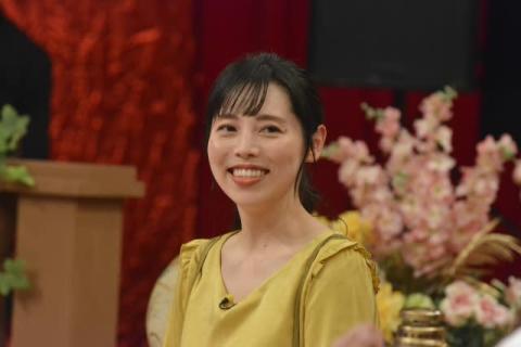 """ハナコ・菊田の妻・和泉杏、夫との""""吸引ごっこ""""明かす「大きく息をすったらチュー」"""