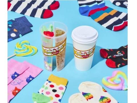 イクスピアリに「Happy Socks Candy Café」がオープン!