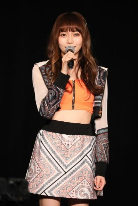 SKE48・野島樺乃が卒業を発表 女性ボーカルグループ『&』で活動へ