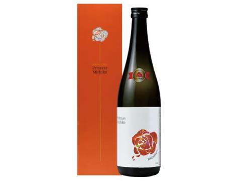 母の日に!薔薇酵母を使用した「一ノ蔵純米吟醸プリンセス・ミチコ」発売中