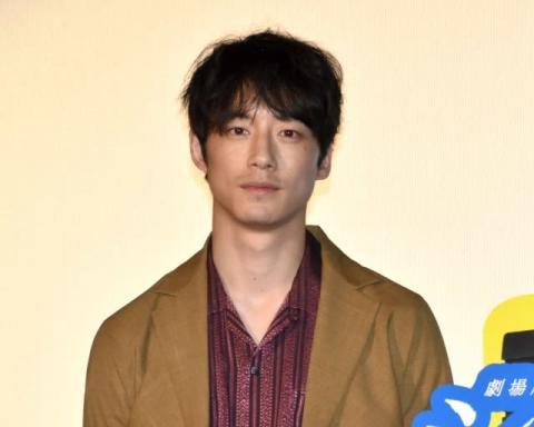 坂口健太郎、BTSとの交流明かす「一緒にご飯に」 秘蔵ショットも公開