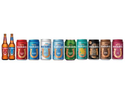 ドイツのビアスタイルが楽しめる台湾発のビール「Buckskin」が日本初上陸!