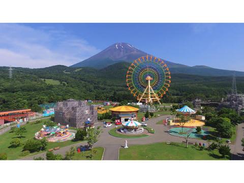 富士山2合目の遊園地「ぐりんぱ」営業再開!ストライダー専用コースも登場