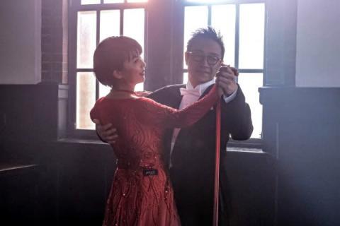 東京03角田晃広、松たか子との華麗な社交ダンス「気持ち的に乗せられました」