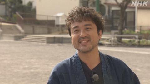 """ムロツヨシ、バイト先の工事現場で""""涙""""した過去 インタビューで笑いの原点に迫る"""