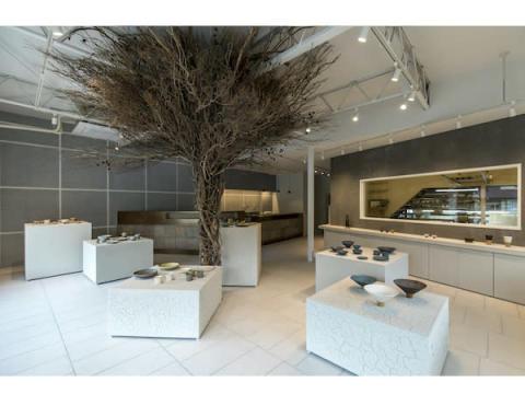 五感を解放する陶芸スタジオ「TOKINOHA Ceramic Studio」オープン