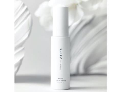 「SHIRO」新作フレグランス発売!涼しげな透明感を纏う『ホワイト』の香り
