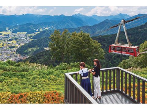 自然散策やアクティビティが楽しめる!「湯沢高原パノラマパーク」営業開始