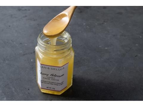非加熱ならではの味!DEAN & DELUCAで「中目黒さくら蜂蜜」限定発売
