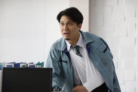 ジャイアン声優・木村昴、連ドラ初挑戦で初の父親役 主演・白濱亜嵐と「マイミクくらいの仲」に