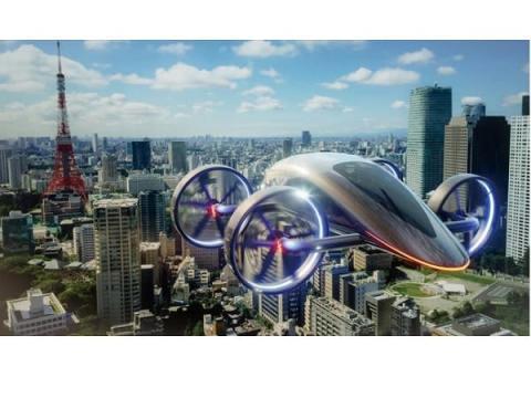 空の移動が身近に!「空飛ぶクルマ」無料セミナーがオンライン開催