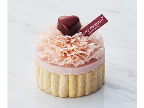 """美しく華やか!「ヴィタメール」にベリーを使った""""母の日限定ケーキ""""登場"""
