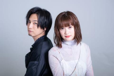 桐山漣&小西桜子、多彩なキスシーンのイチオシは「冷蔵庫ドン」