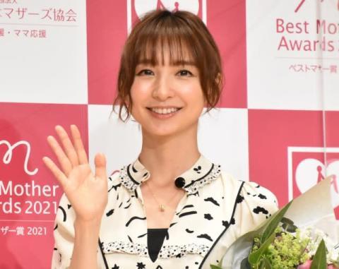 篠田麻里子「娘もアイドル?」をキッパリ否定「華やかで楽しい世界だけど悩みもあった」