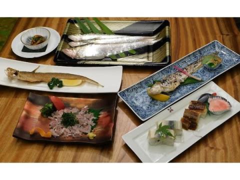 幻の魚『えつ』を使った料理が楽しめる「もろどみ徐福えつ銀色祭り」開催