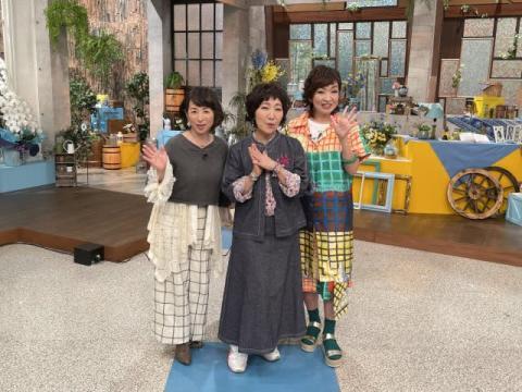 阿川佐和子&森山良子&清水ミチコのMC番組決定 勝手気ままにトークし「ただ笑っているだけの収録」