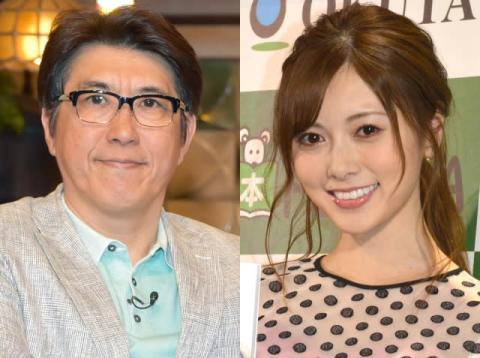 石橋貴明、白石麻衣との2S写真を公開「まいやんカワイイ!」 久々の「2億4千万のものまねメドレー」開催伝える