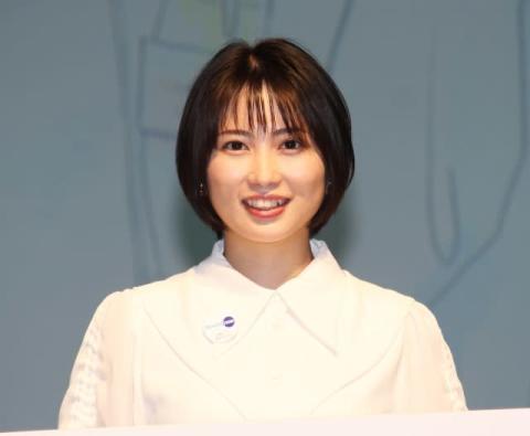 志田未来、5年ぶりのショートカット姿で看護学生とトーク 医療ドラマは専門用語に苦戦