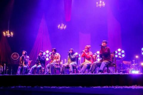 BiSH、6・12『MTV Unplugged』に登場 ニルヴァーナへのリスペクト込めた楽曲披露