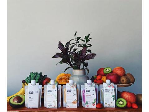 創業424年の酒蔵が野菜・フルーツの恵みと発酵の力を活かした甘酒を発売