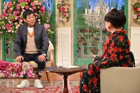 明石家さんま『徹子の部屋』45周年記念SPに出演 黒柳徹子「たっぷり笑かしてほしいわ~」