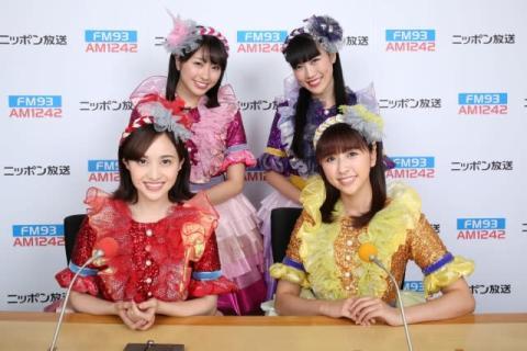 ももクロ、ニッポン放送「チーム・ショウアップ」に加入 プロ野球を盛り上げる
