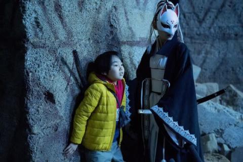映画『妖怪大戦争』寺田心&特殊メイクを施した俳優たちの妖怪姿を一挙公開