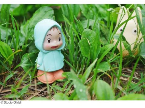 """大人気の""""ゆびにんぎょう""""シリーズから期間限定で「雨の日メイちゃん」が登場!"""