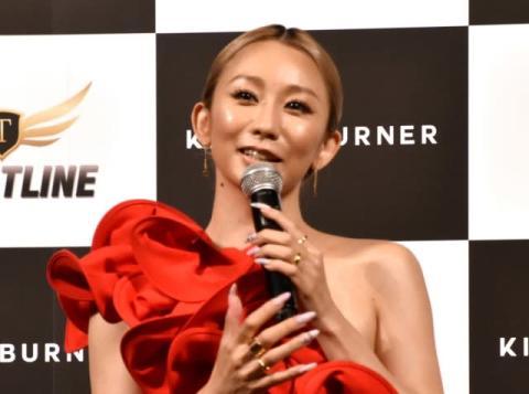 38歳・倖田來未、セクシー衣装に悩み「体型維持が難しくなってきている」