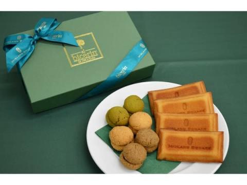 Bicerinから人気の焼き菓子&オリジナル刻印のフィナンシェの豪華なセットが登場