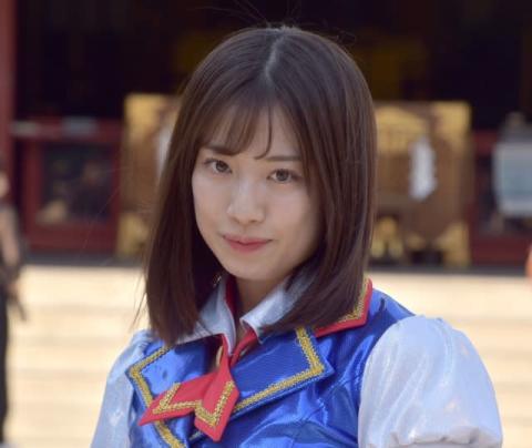SKE48荒井優希、プロレス3戦目で初シングル「心は絶対に折れないように頑張りたい」