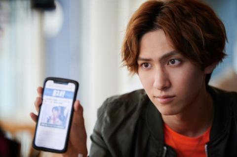 古川毅、初めての大学生役「新鮮な体験でした」 SNS題材のドラマ第3話に出演