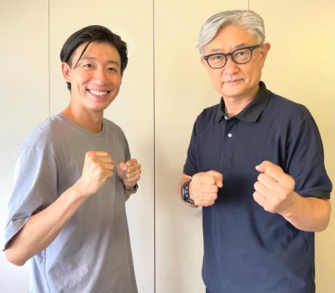 生島翔、堤幸彦監督とタッグ 世界が驚くダンス映画制作へ