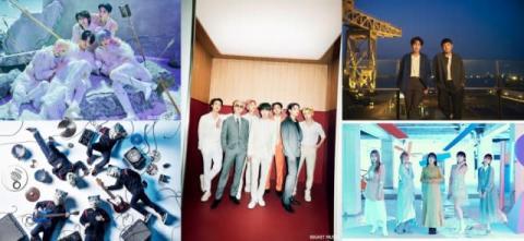 BTS&弟分TXTが『CDTVライブ!ライブ!』で競演へ リトグリ、ゆず、マンウィズも