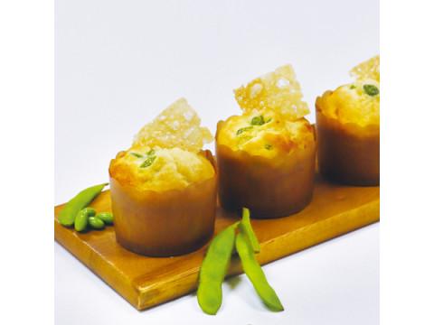 軽食にもぴったり!ミセスエリザベスマフィンの「枝豆&チーズ」が期間限定で発売中