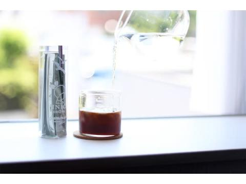 水を注ぐだけで手軽に本格アイスコーヒー!「INIC coffee」夏季限定ブレンド登場